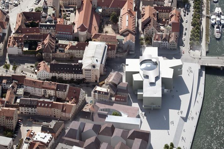 717 museum der bayerischen geschichte museen kulturgeb ude nach typus architektur home. Black Bedroom Furniture Sets. Home Design Ideas