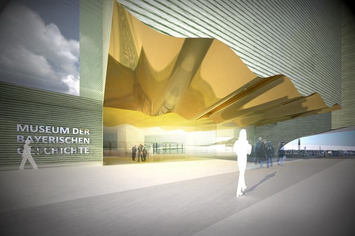 717 museum der bayerischen geschichte competitions. Black Bedroom Furniture Sets. Home Design Ideas