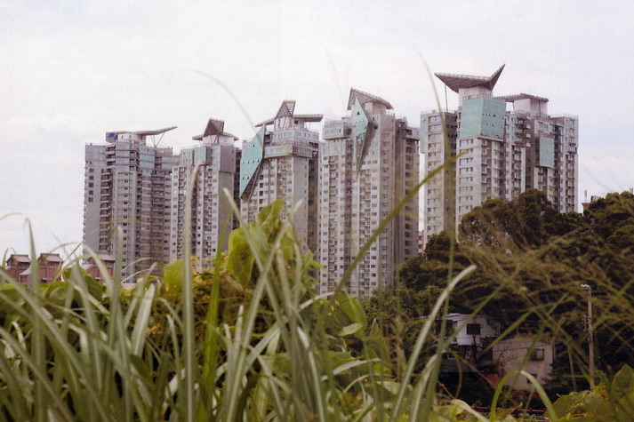 627 Sea Mio Appartement Towers Taiwan Nations